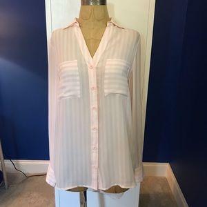 Stripped Dressy Shirt